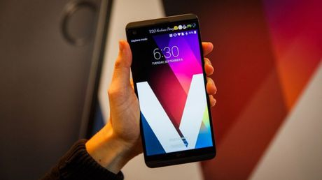 [Video] Thu do ben cua smartphone LG V20 bang dao nhon, bat lua - Anh 1