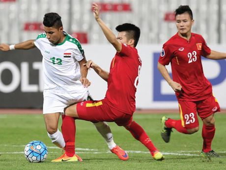 U.19 Viet Nam mo uoc gianh ve di World Cup - Anh 1