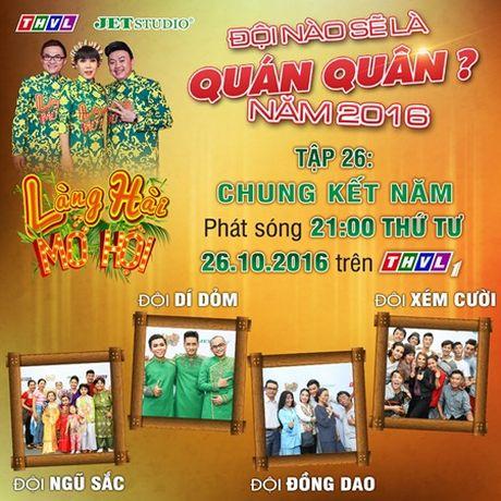 "Ngu Sac khoe dan ""Sao noi ngoi"" hat cai luong hai cuc chat - Anh 1"