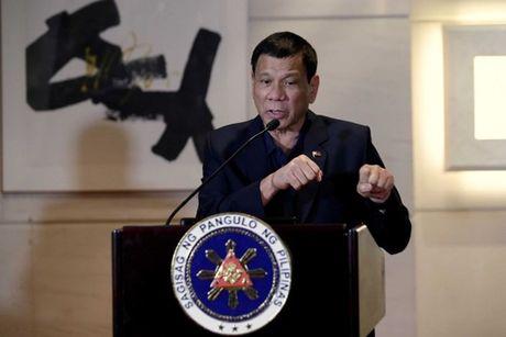 Philippines tuyen bo khong cat dut quan he dong minh voi My - Anh 1