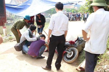 Dieu tra vu nu tinh nguyen vien tu vong vi tai nan giao thong o Quang Binh - Anh 1