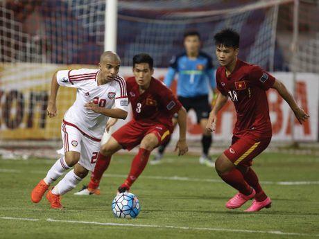 Ket qua vong bang vong chung ket U19 chau A 2016 - Anh 1