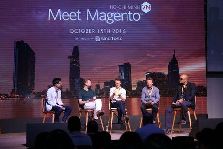 Meet Magento Vietnam 2016 – Xu huong phat trien TMDT tren nen tang Magento - Anh 1