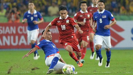 Thai Lan vo mong World Cup, Kiatisuk doc suc cho AFF Cup - Anh 2