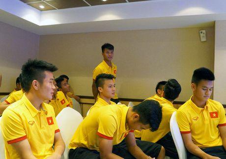 BTC thay doi dieu le, gay kho cho U19 Viet Nam - Anh 1
