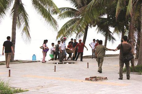 8 tieng dong ho truy bat nghi pham giet nguoi chan dong Da Nang - Anh 2