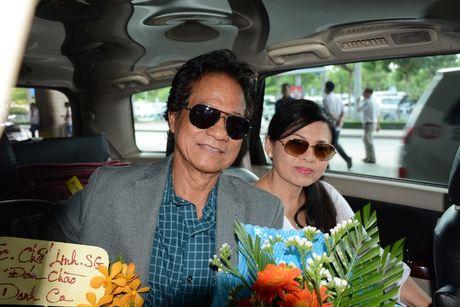 Che Linh rang ro cung vo ve Viet Nam chuan bi cho liveshow tai Ha Noi - Anh 2