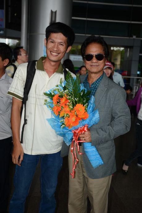 Che Linh rang ro cung vo ve Viet Nam chuan bi cho liveshow tai Ha Noi - Anh 4