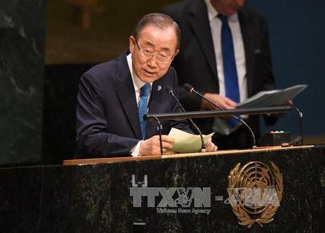 Kha nang ong Ban Ki-moon tranh cu chuc Tong thong Han Quoc - Anh 1
