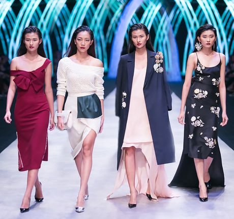 Nhung man trinh dien duoc mong doi nhat Vietnam International Fashion Week 2016 - Anh 7
