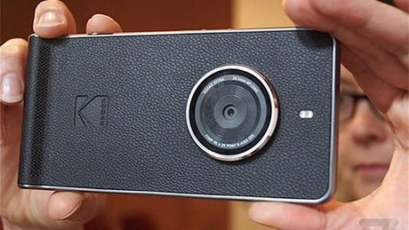 Smartphone Ektra - su hoi sinh huyen thoai may anh co dien cua Kodak - Anh 1