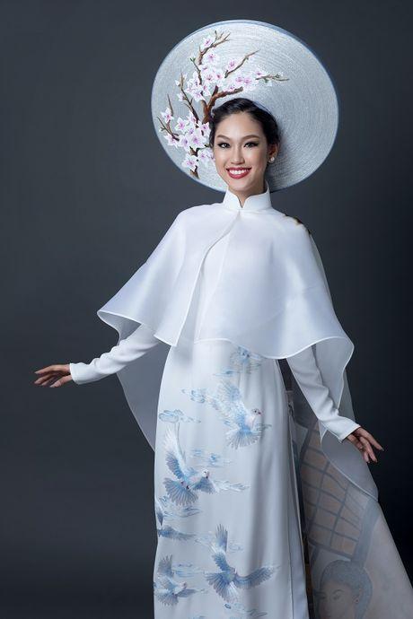 Phuong Linh cong bo quoc phuc chinh thuc tai Hoa Hau Quoc te 2016 - Anh 3