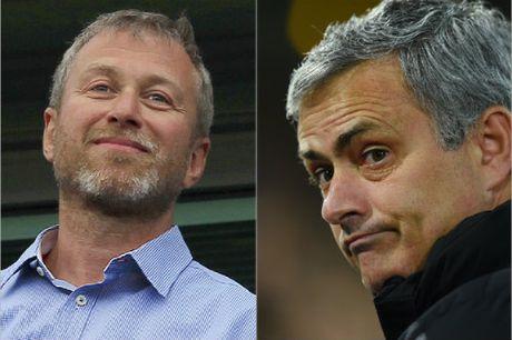 "Mourinho: ""Toi va Abramovich chua bao gio la ban"" - Anh 1"