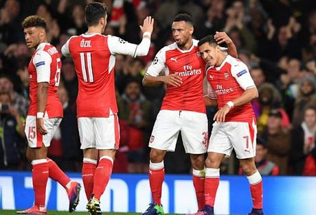 Arsenal – Middlesbrough: Qua sinh nhat y nghia - Anh 1