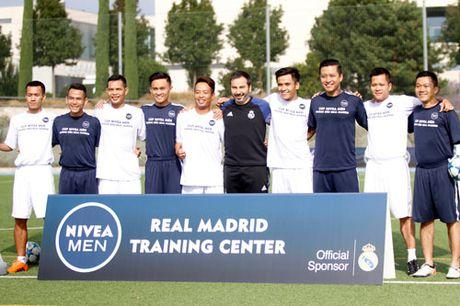 """Sao """"bong da phui"""" Viet Nam thich thu tap cung dong su Zidane - Anh 2"""
