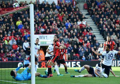 Chi tiet Bournemouth - Tottenham: Tiep tuc danh mat minh (KT) - Anh 4