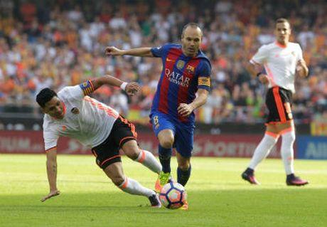 Chi tiet Valencia - Barcelona: Ban thang muon mang (KT) - Anh 3