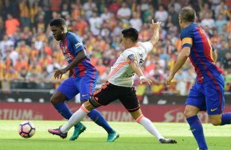 Chi tiet Valencia - Barcelona: Ban thang muon mang (KT) - Anh 5