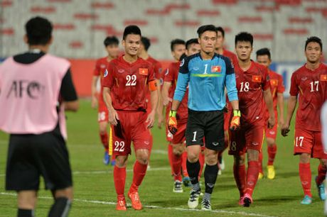 Quyet dau U19 Bahrain, U19 Viet Nam rat thuc dung - Anh 1