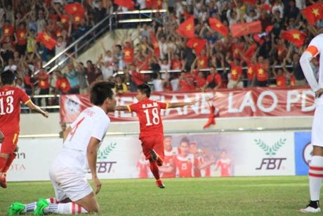 'Mong U.19 VN thang U.19 Bahrain, gianh chiec ve lich su o World Cup' - Anh 1