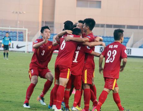'Mong U.19 VN thang U.19 Bahrain, gianh chiec ve lich su o World Cup' - Anh 2