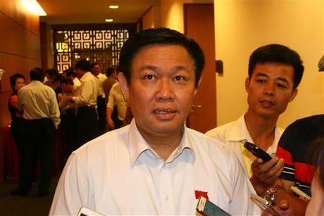 Tang truong kinh te khong dat 'lam kho' no cong - Anh 1