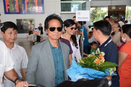 Che Linh rang ro cung vo ve nuoc chuan bi cho liveshow tai Ha Noi - Anh 1