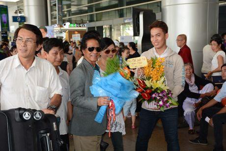 Che Linh rang ro cung vo ve nuoc chuan bi cho liveshow tai Ha Noi - Anh 5