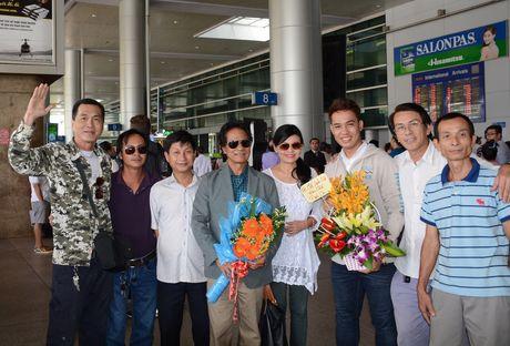 Che Linh rang ro cung vo ve nuoc chuan bi cho liveshow tai Ha Noi - Anh 6