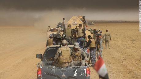 IS sat hai gan 300 nguoi dan Mosul o Iraq - Anh 1