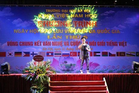 Tieng Viet duoc ton vinh trong ngay hoi giao luu van hoa - Anh 6