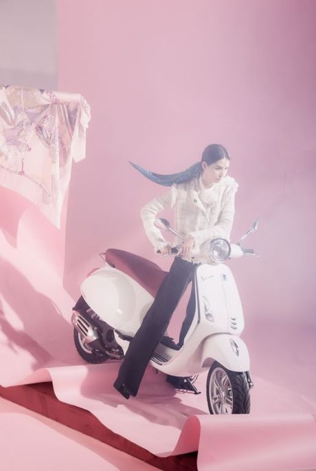 Da mat voi nhung bo anh Vespa Top Stylist contest - Anh 15