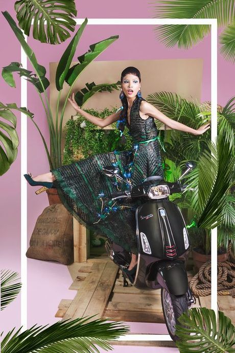 Da mat voi nhung bo anh Vespa Top Stylist contest - Anh 6
