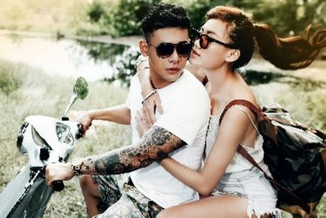 Da mat voi nhung bo anh Vespa Top Stylist contest - Anh 9
