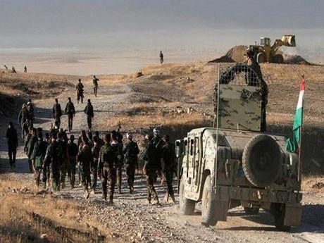 Lanh dao IS o Iraq khan cau thu linh o Syria vien tro vu khi - Anh 1