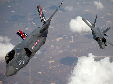 My trien khai F-35 den Nhat Ban vao nam 2017 - Anh 1