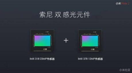 Xiaomi Mi Note 2 cung theo trao luu man hinh cong - Anh 3