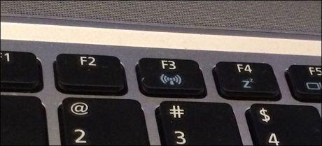 Tu tao phim nong bat/tat Wi-Fi tren Windows 10 - Anh 1