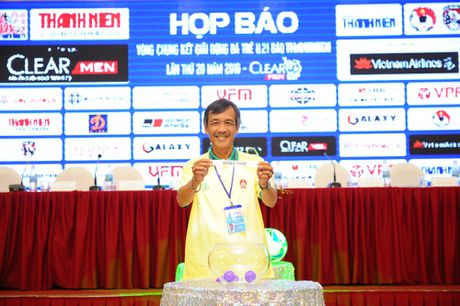 Nha bao Nguyen Cong Khe: 'Giai U.21 luon duoc hoan nghenh o moi noi' - Anh 4