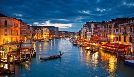 Bi quyet cua kien truc 'Thanh pho noi' Venice - Anh 1
