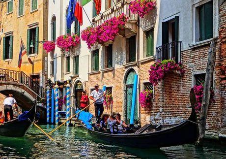 Bi quyet cua kien truc 'Thanh pho noi' Venice - Anh 3