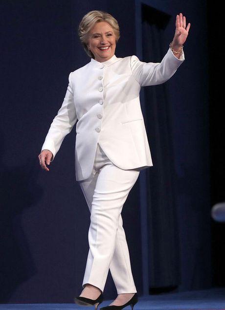 Cuoc cach mang thoi trang cua ba Clinton khi tranh cu Tong thong My - Anh 12