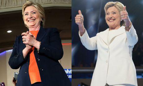 Cuoc cach mang thoi trang cua ba Clinton khi tranh cu Tong thong My - Anh 2