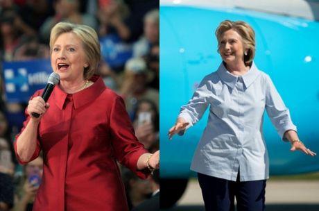 Cuoc cach mang thoi trang cua ba Clinton khi tranh cu Tong thong My - Anh 3