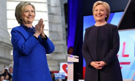 Cuoc cach mang thoi trang cua ba Clinton khi tranh cu Tong thong My - Anh 6
