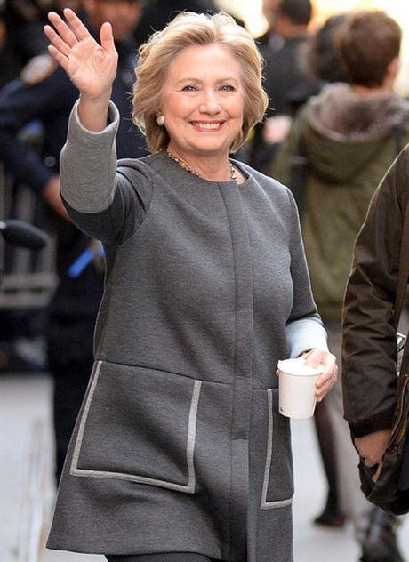 Cuoc cach mang thoi trang cua ba Clinton khi tranh cu Tong thong My - Anh 9
