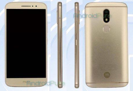 Motorola Moto M lo anh thieu chat My cung cap - Anh 2