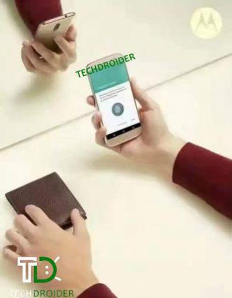 Motorola Moto M lo anh thieu chat My cung cap - Anh 4
