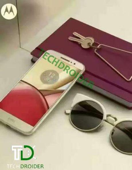 Motorola Moto M lo anh thieu chat My cung cap - Anh 5