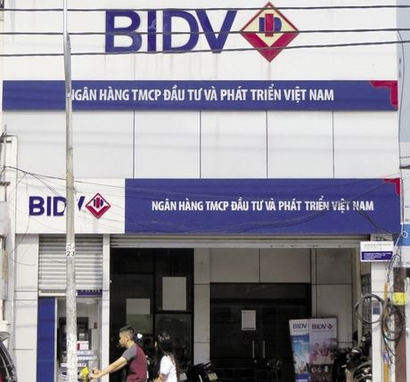 Ngan sach Nha nuoc sap co 2.769 ty dong tu BIDV - Anh 1